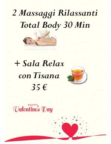 Total Body + Relaxation Room