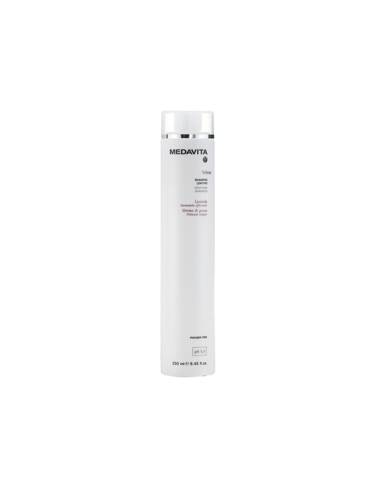 Velour Shampoo Lenitivo 250 ML  Medavita Hair Salon 18,00 €