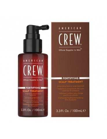 Fortifying Scalp Treatment...