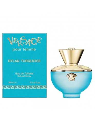 Versace Dylan Turquoise EDT...