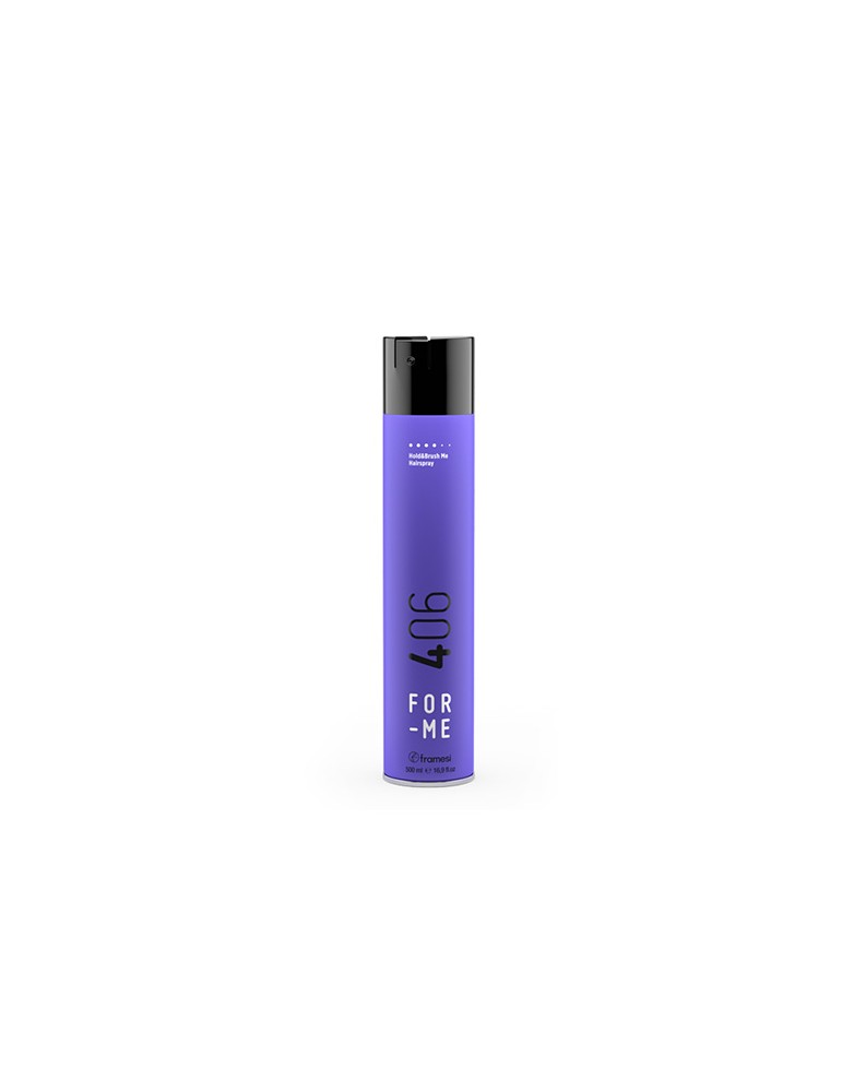 Framesi 406 Hold&Brush Me Hairspray 500 ML 8032505879401 Framesi Creme & Spray 22,00 €