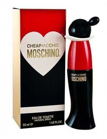 Moschino Cheap & Chic Eau De Toilette 30 ML 8011003612802 Moschino Parfums 49,00 €